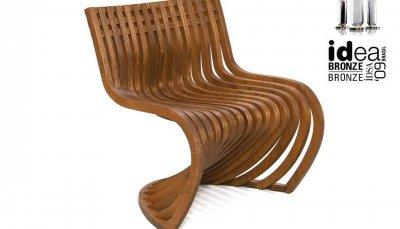 Cadeira Pantosh Schuster: A tradução da personalização do estilo.