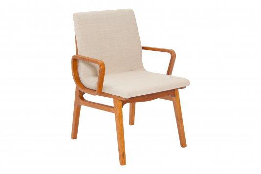 Cadeira Helvética com braços