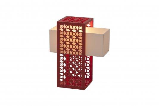 Luminária de mesa Gradil
