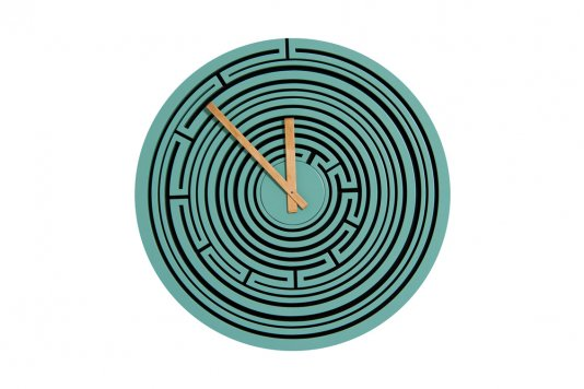 Relógio Miquiz