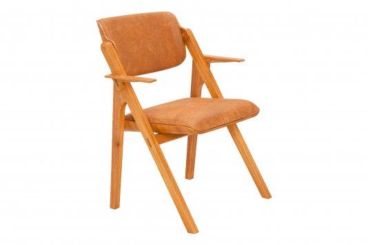 Cadeira Concha com braços